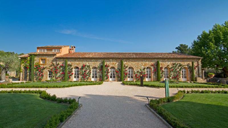Chef Riviera - Lieu de reception - Chateau Font du Broc