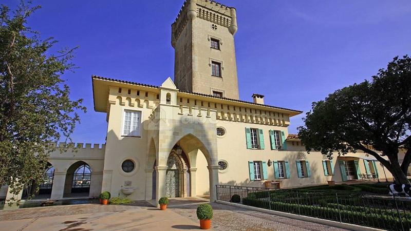 Chef Riviera - Lieu de reception - Chateau de cremat