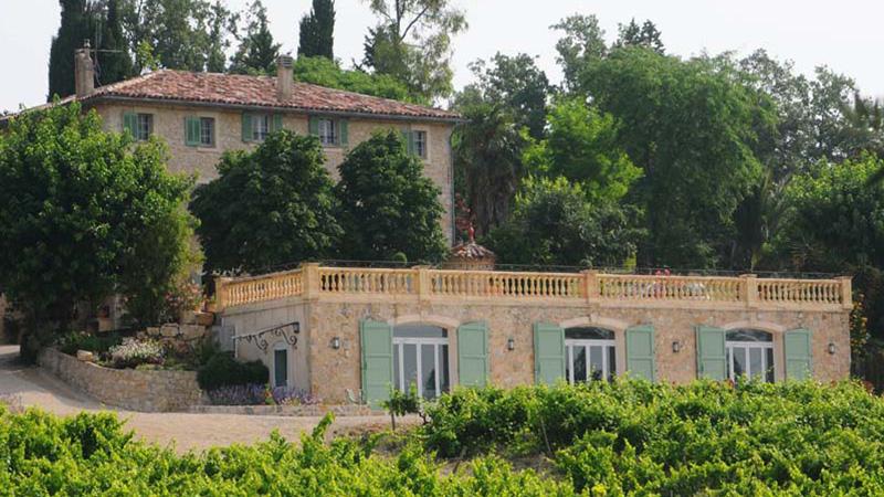 Chef Riviera - Lieu de reception - Chateau des Selves