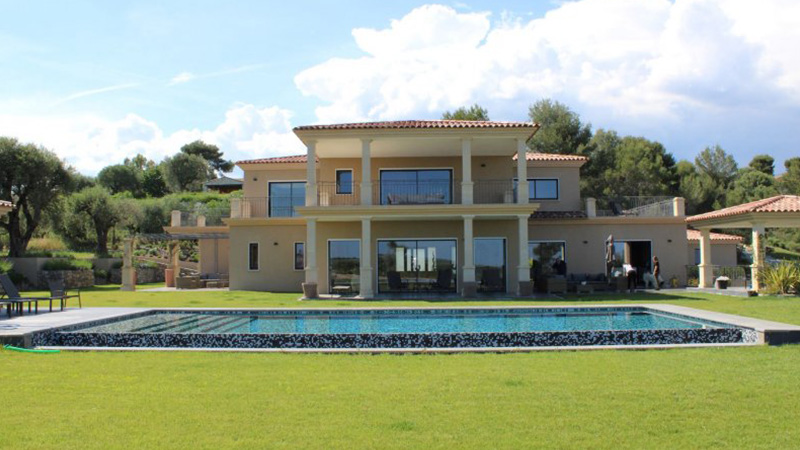 Chef Riviera - Lieu de reception - Villa Azur